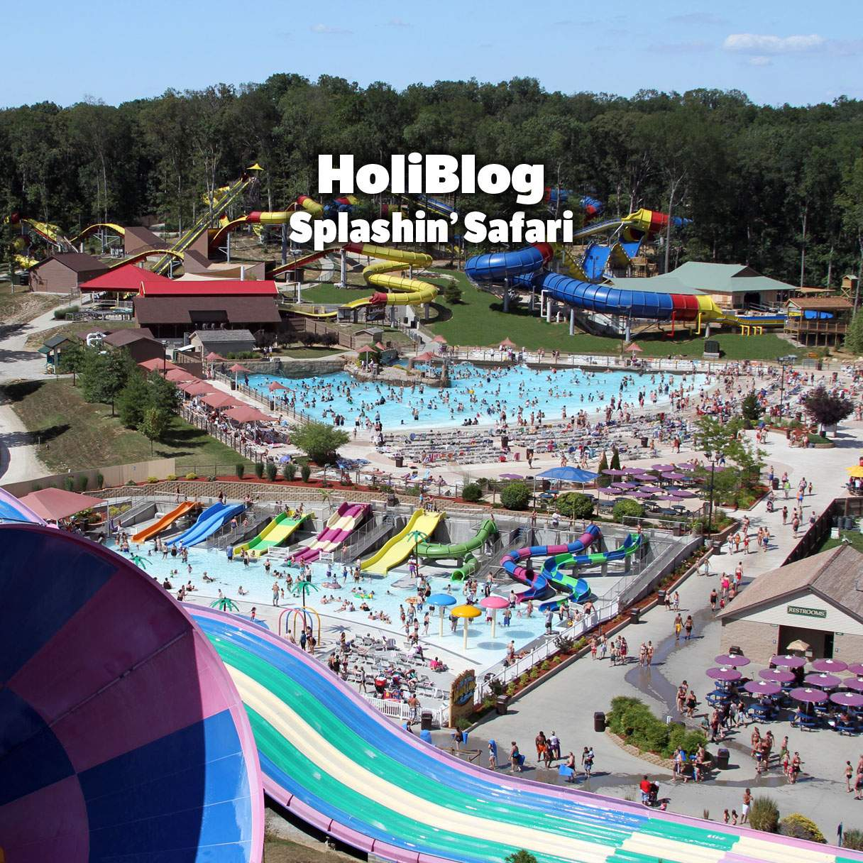 HoliBlog: Splashin' Safari | Holiday World & Splashin' Safari