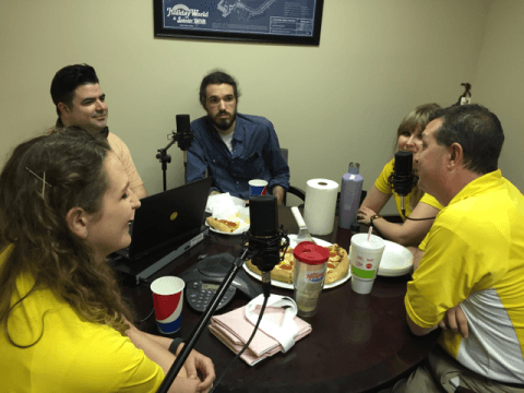 Canvass Podcast