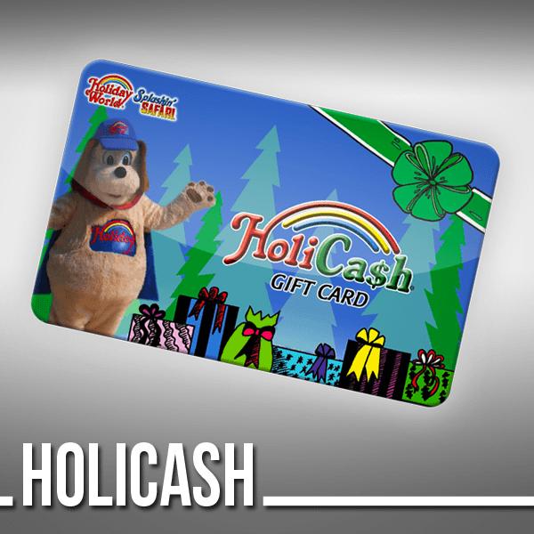 HoliCash