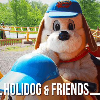 Holidog & Friends