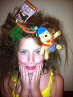 Coaster Hair contest winner
