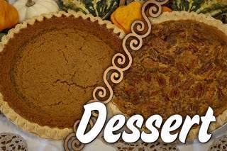 Dessert | Holiday World Thanksgiving To Go