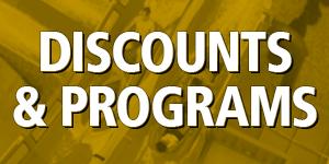Discounts & Programs