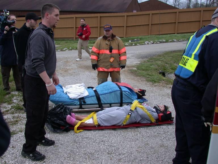 Emergency Drill 2007