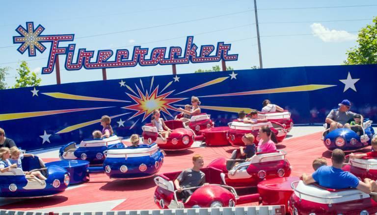 Firecracker | Holiday World & Splashin' Safari