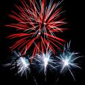 Fireworks through Thunderbird