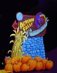 Autumn Falls sign