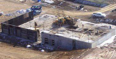 Gobbler Getaway construction