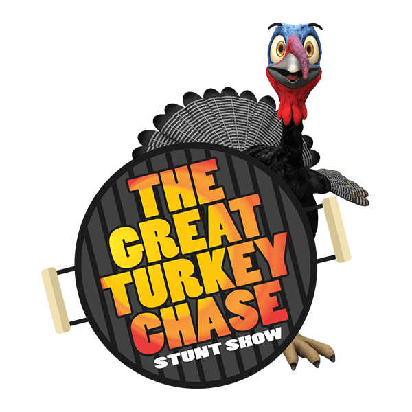 The Great Turkey Chase | Holiday World & Splashin' Safari