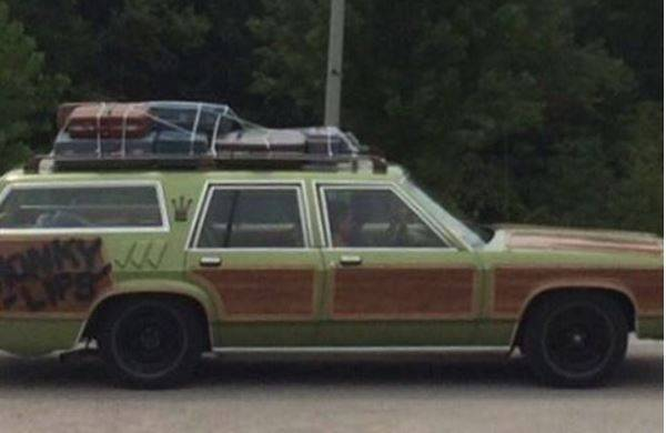 Griswolds' Car