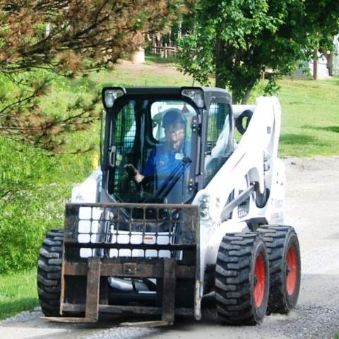 Grounds Equipment Operator Seasonal Job