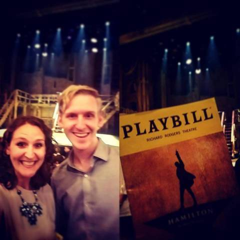Leah & William at Hamilton