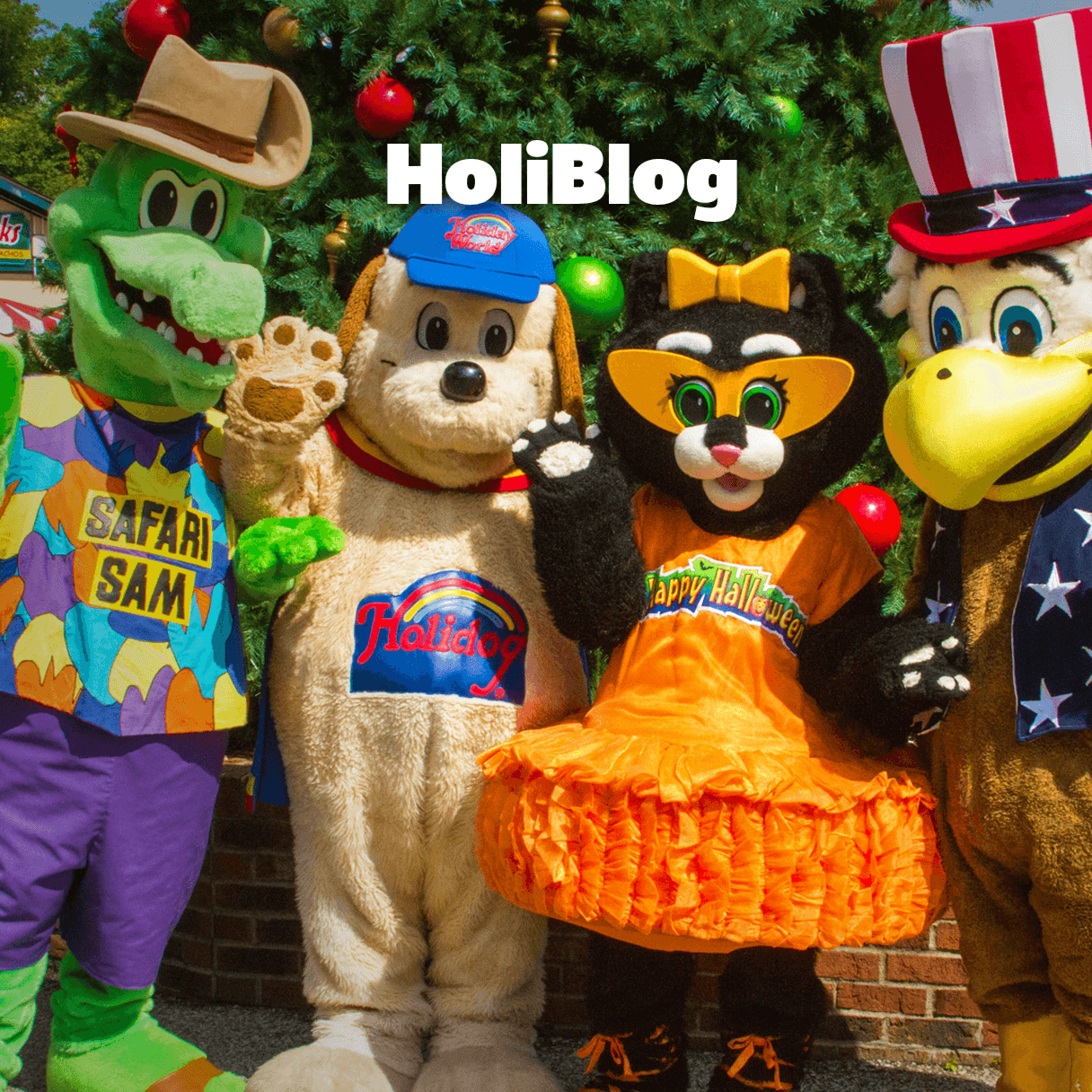 HoliBlog | Holiday World & Splashin' Safari
