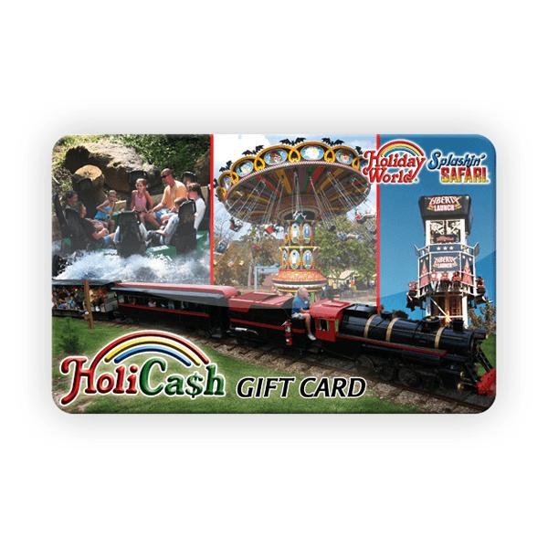 HoliCash - Holiday World Card | HoliShop