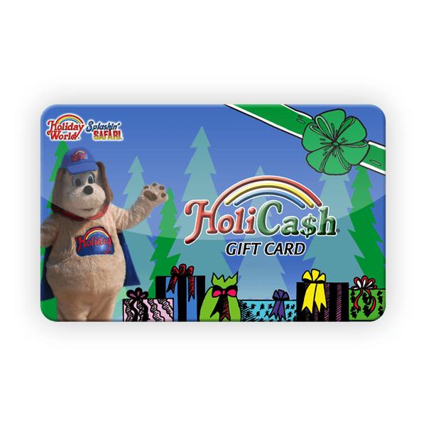 HoliCash – Holidog Gift Card