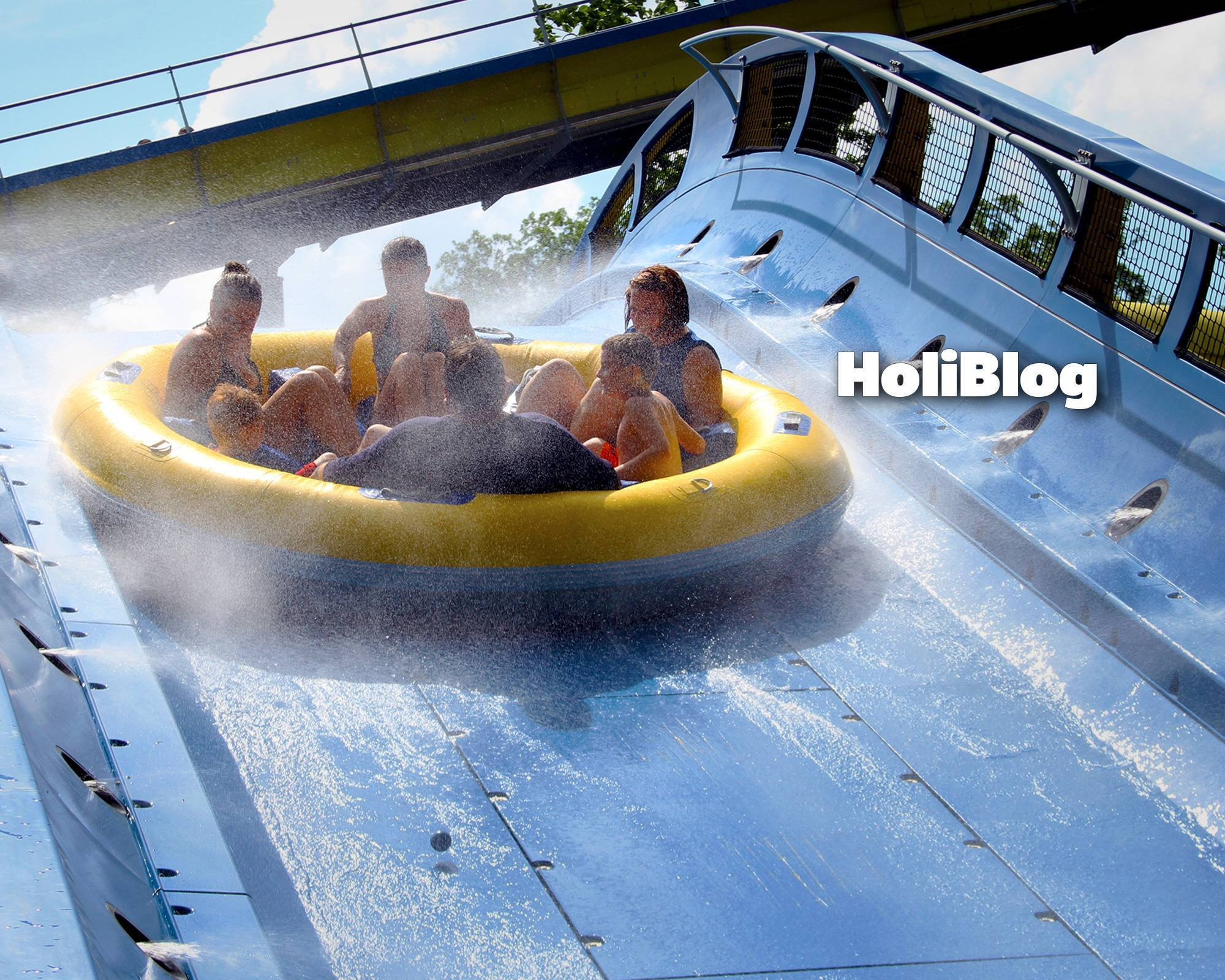Holiblog | Mammoth Water Coaster