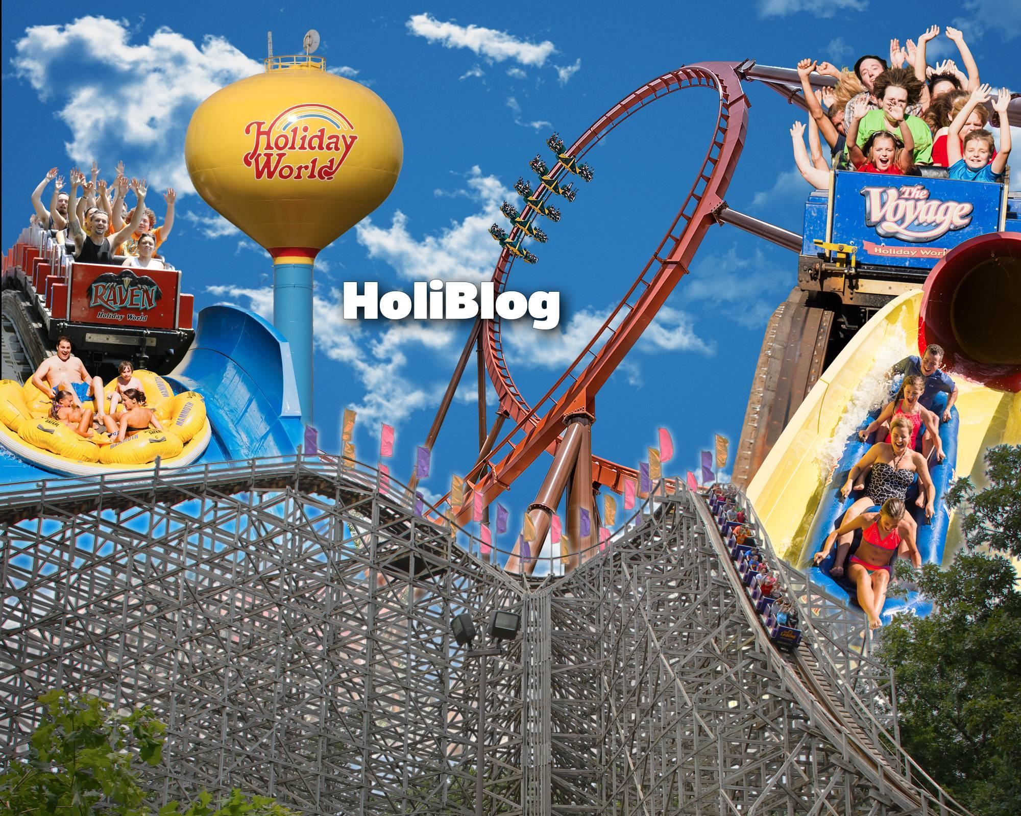 HoliBlog | Holiday World Podcast