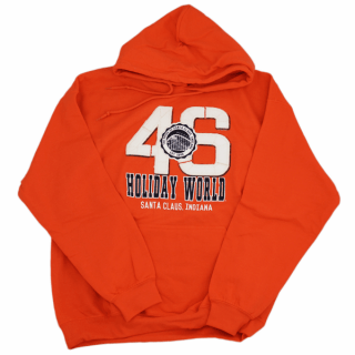 Holiday World 46 Hoodie - Orange