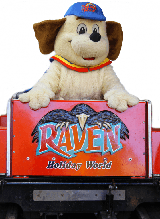 Holidog on Raven