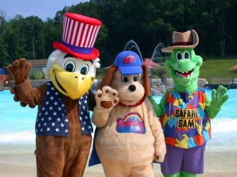 Holidog & Friends | Holiday World & Splashin' Safari