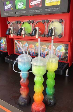 ICEE Bubble Yards