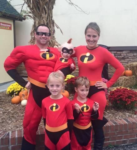 Incredibles at Holiday World