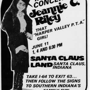Jeanie C. Riley ad