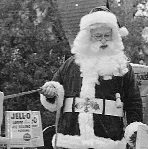 Santa Jim and Jell-o
