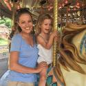 Katie Stam Irk on Star Spangled Carousel