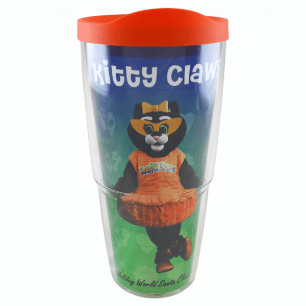 Kitty Claws Tervis – Large
