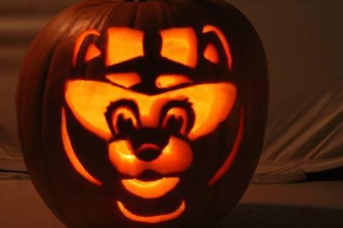 Kitty Claws Pumpkin