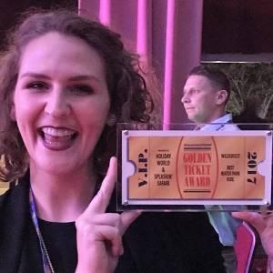 Leah - Golden Ticket Award