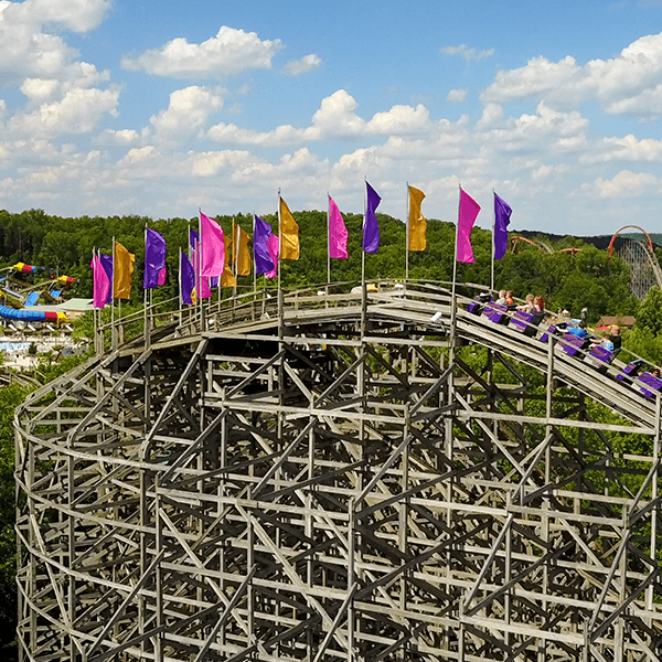 The Legend Flag Set