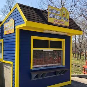 Lemon Shake-Ups building