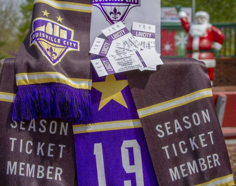 Holiday World & Louisville City FC Prize Pack