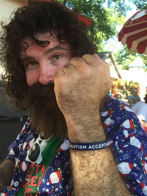 Mick Foley - Autism Acceptance