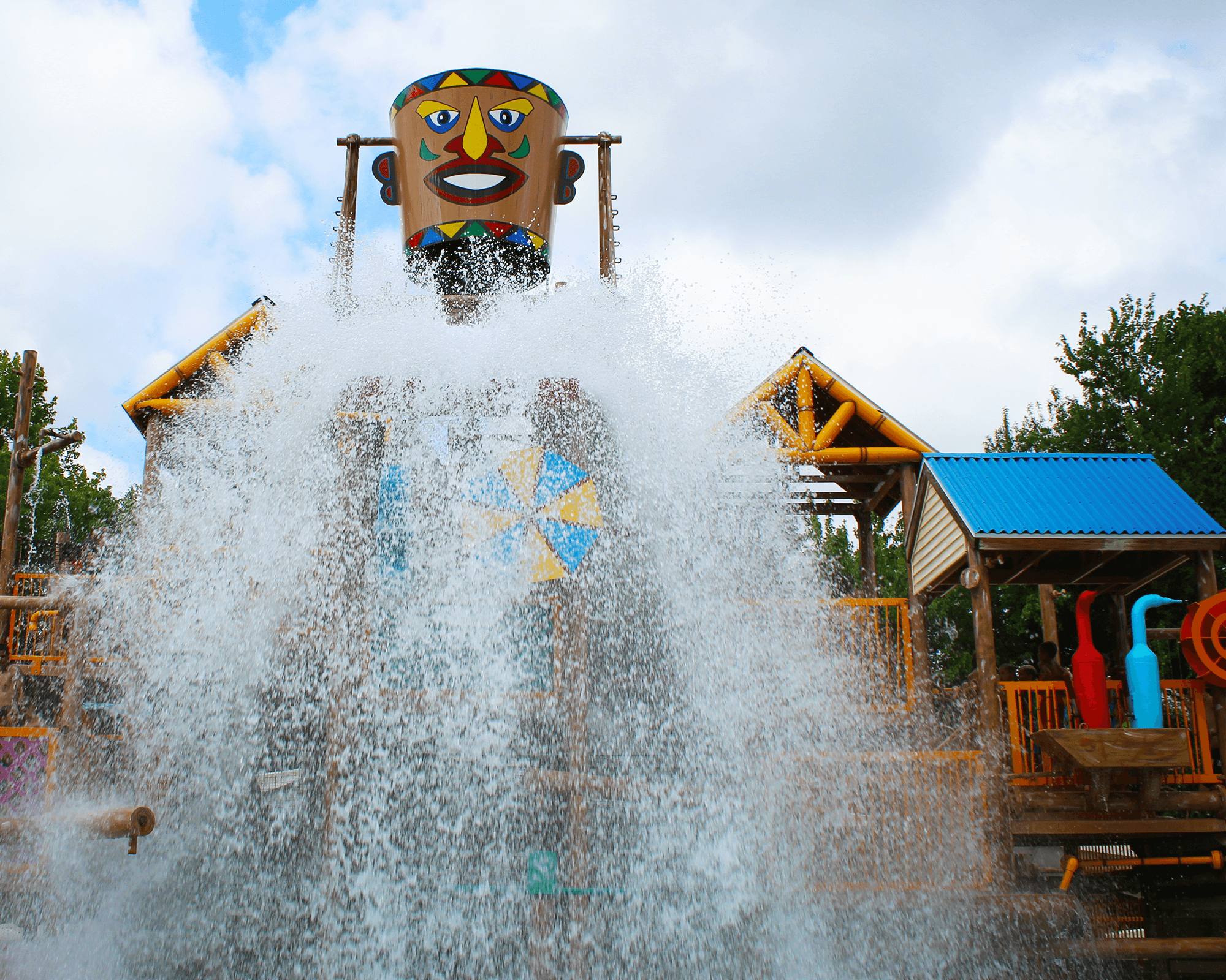 Monsoon Lagoon | Holiday World & Splashin' Safari