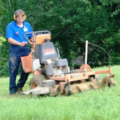 Mowing Seasonal Job