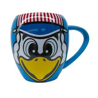 George the Eagle Character Mug, Front