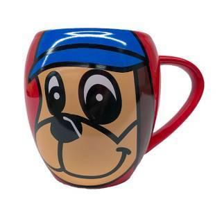 Holidog Character Mug, Front