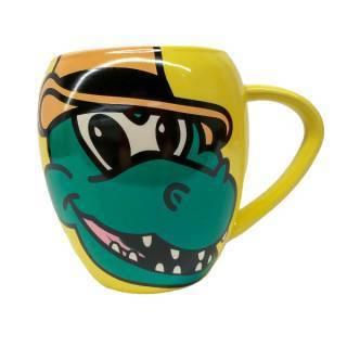 Safari Sam Character Mug, Front