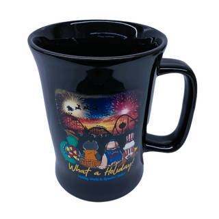 """What a Holiday"" Mug"