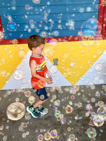 Nicki Fuhrman Bubbles2