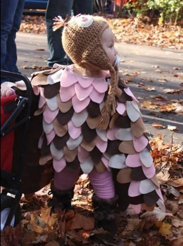 Owl Costume 2