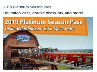 Platinum Season Passes