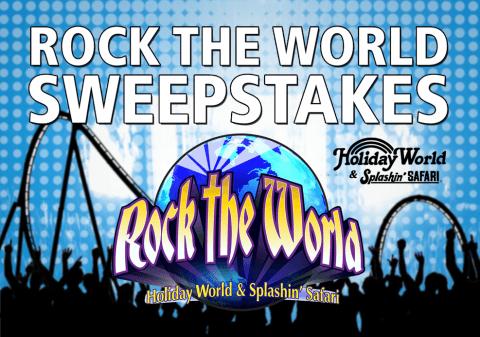Rock the World Sweepstakes