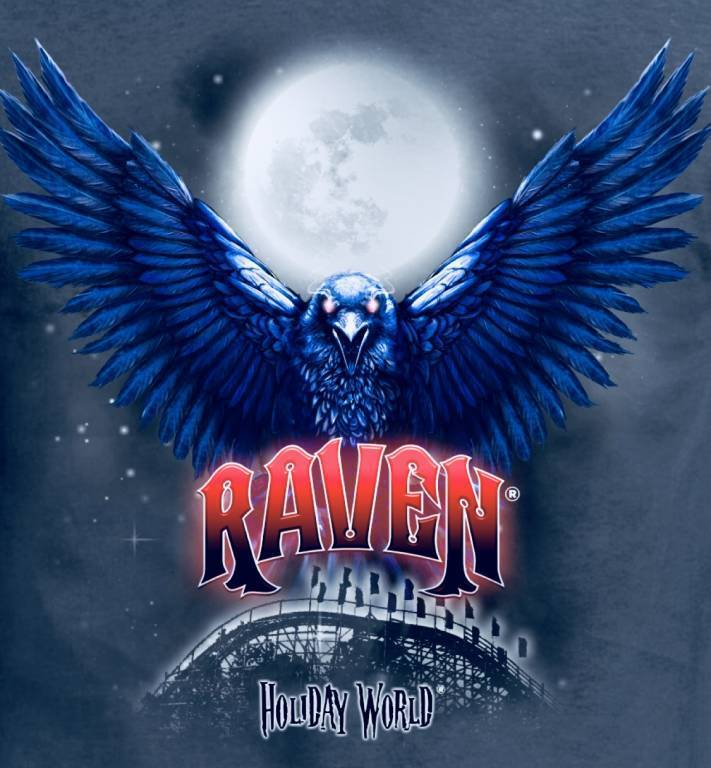 Raven shirt design
