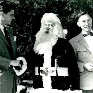 Reagan, Santa, L.J. Koch