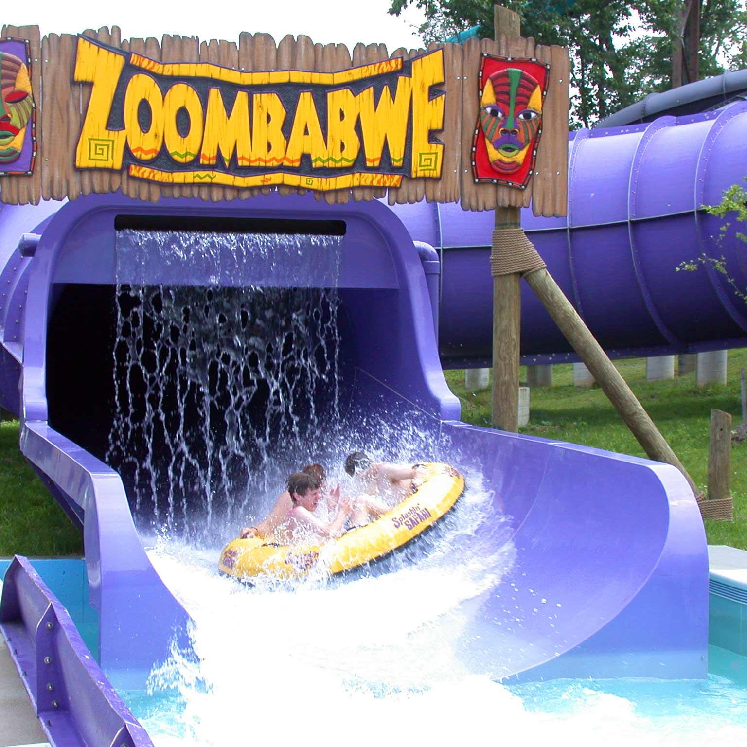 ZOOMbabwe | Holiday World & Splashin' Safari