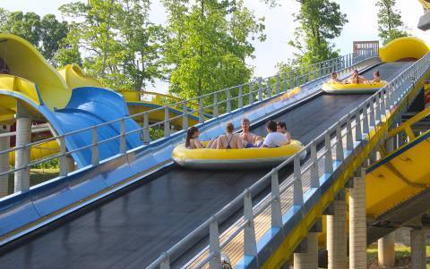 Mammoth Water Coaster